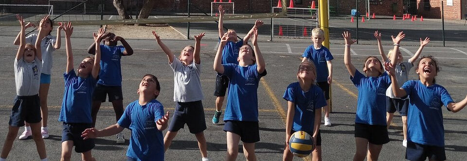 Zelf Volleyballen
